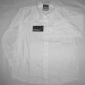 Boys Long Sleeve Shirt White